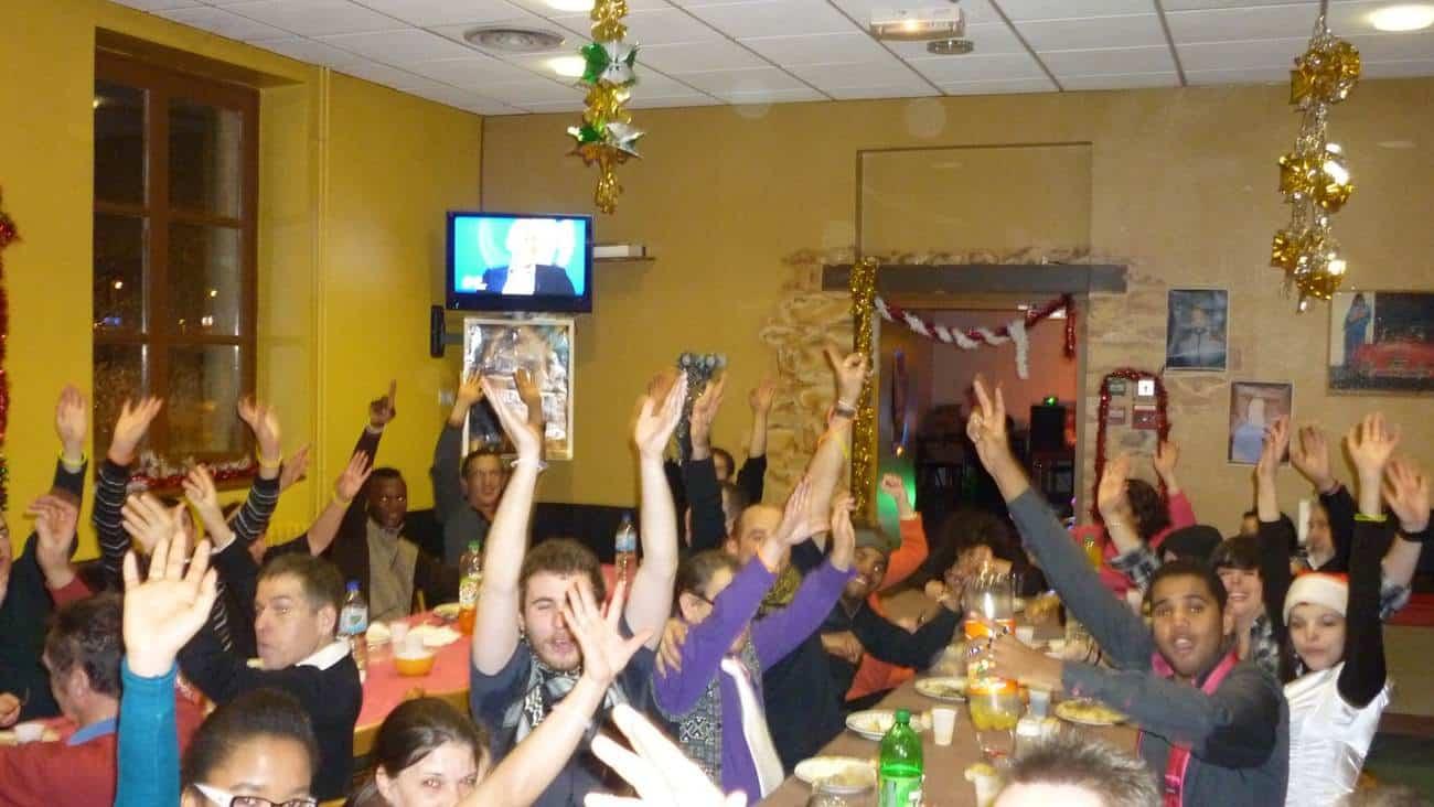 FOYER LES REMPARTS - fête de fin d'année
